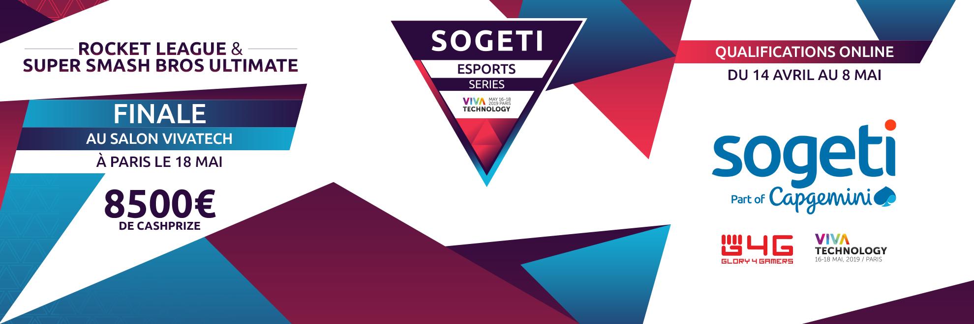 Sogeti Esports Series @Vivatech