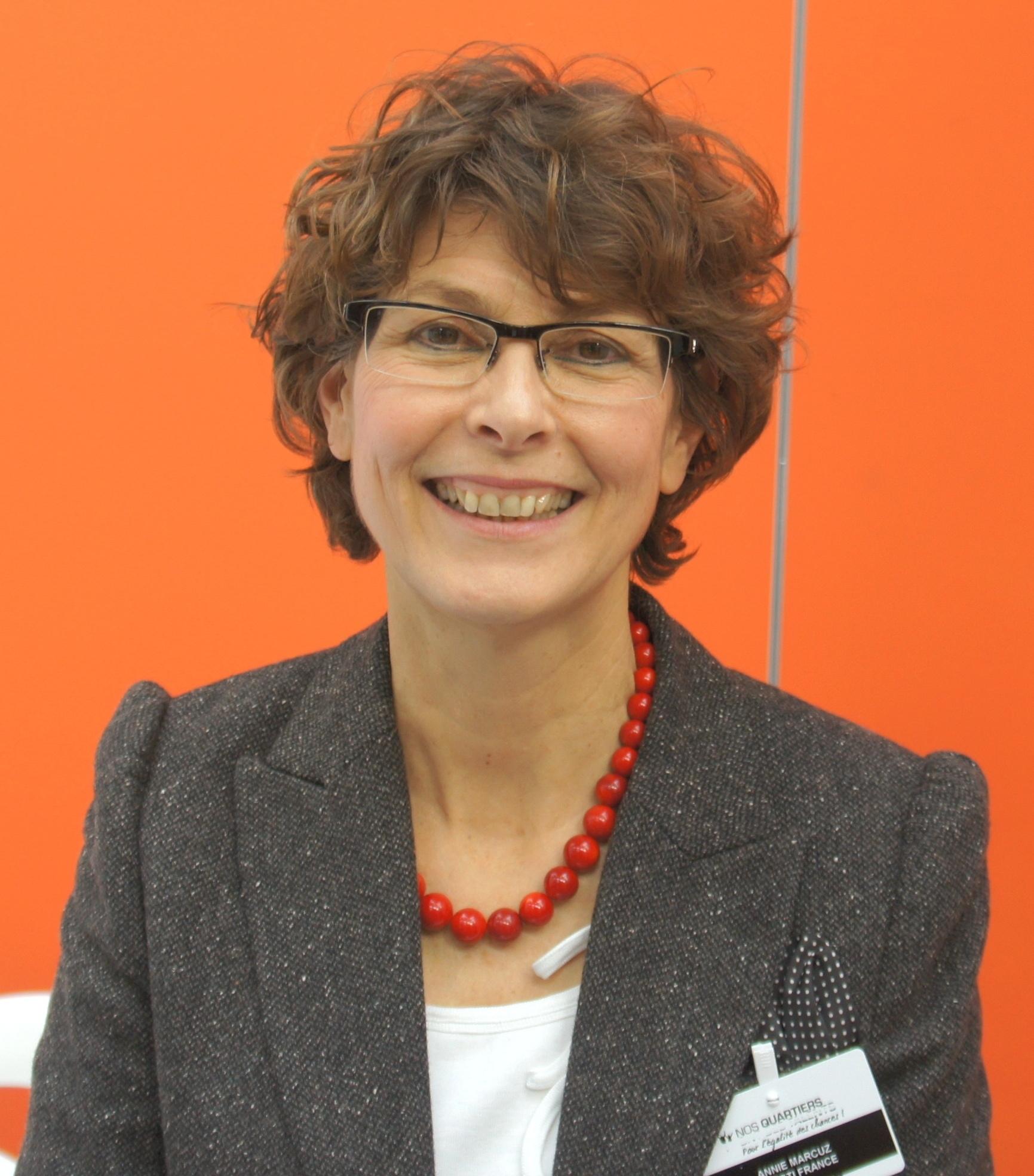 Annie Marcuz Sogeti