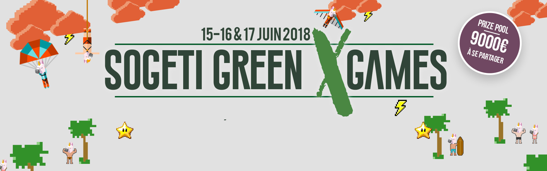 Sogeti Green X Games