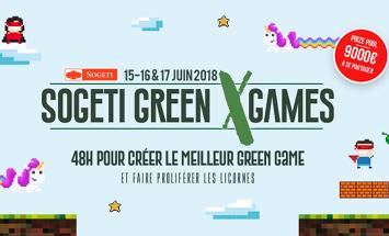 SogetiGreenXGames 2018