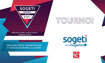Sogeti eSports Series @ Home