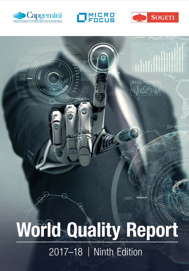 World Quality Report 17/18 Cover
